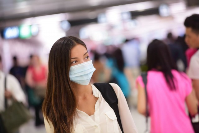 Is wearing face masks effective against coronavirus?
