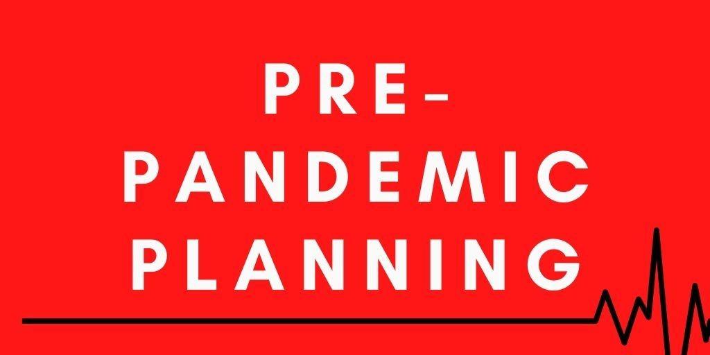 Pre-pandemic-Plan
