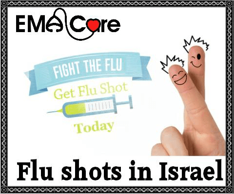flu-shot-Israel
